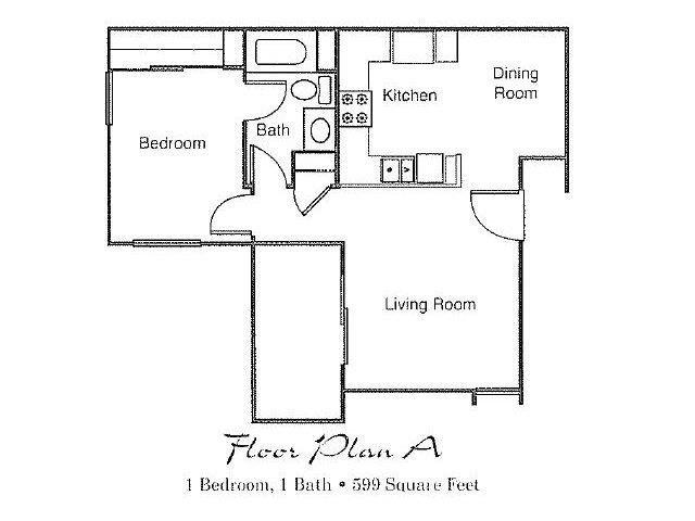 A Floor Plan 1