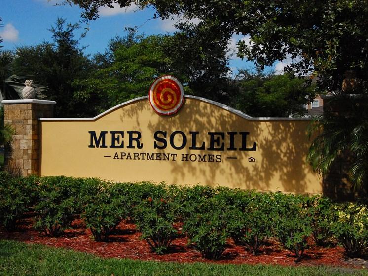 Exterior Property Signage Naples Florida