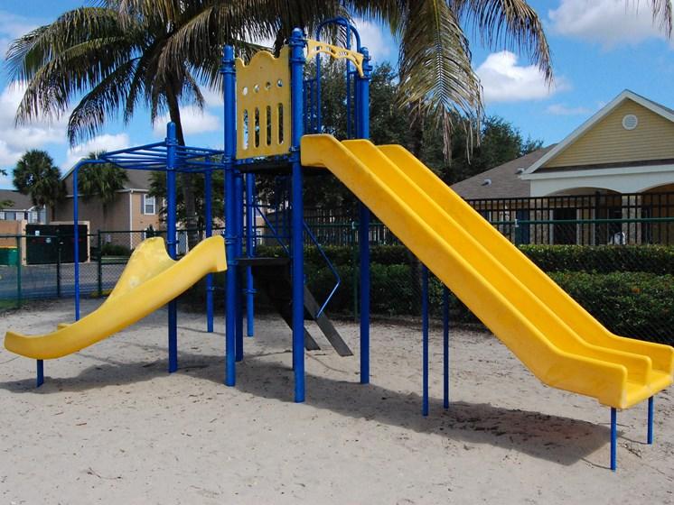 Exterior Property Playground Naples Florida