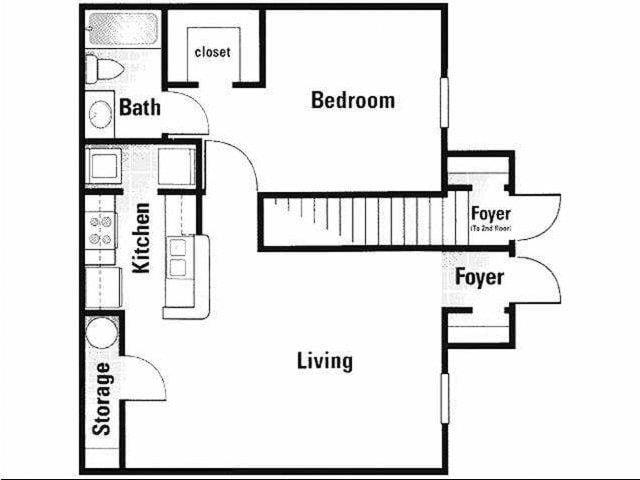 A2 Floor Plan 1