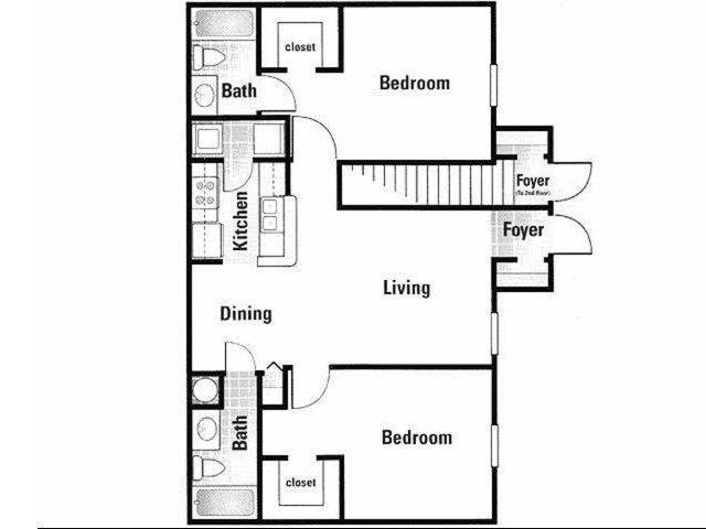 B2 Renovated Floor Plan 8