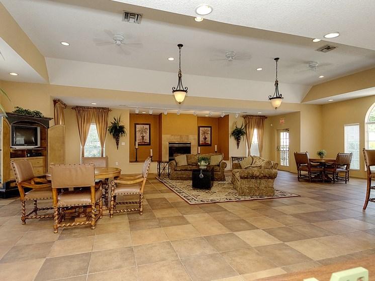 Interior Club House Orlando Florida