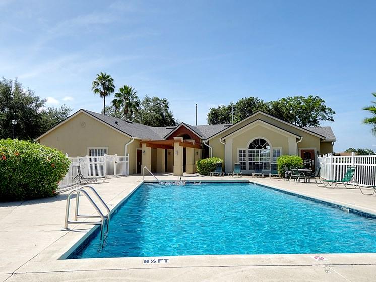 Pool Club House Orlando Florida