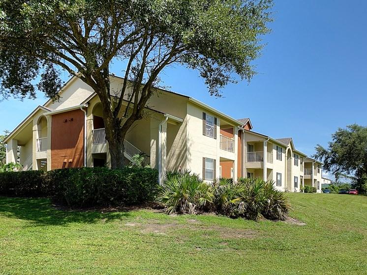 Exterior Building Tree Grass Area Orlando Florida