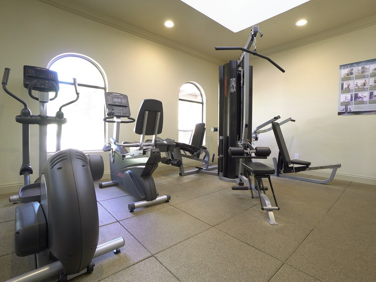Workout Facility Pacific Harbor Las Vegas Nevada