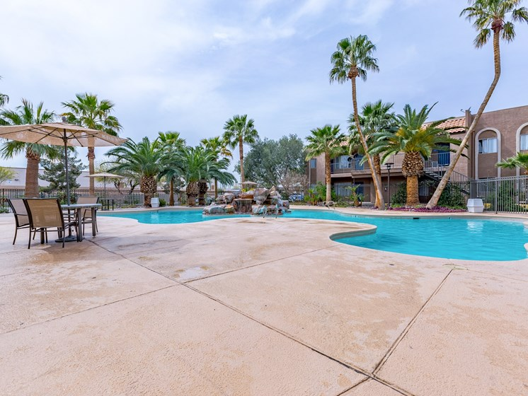 Pool Playa Vista Las Vegas Nevada