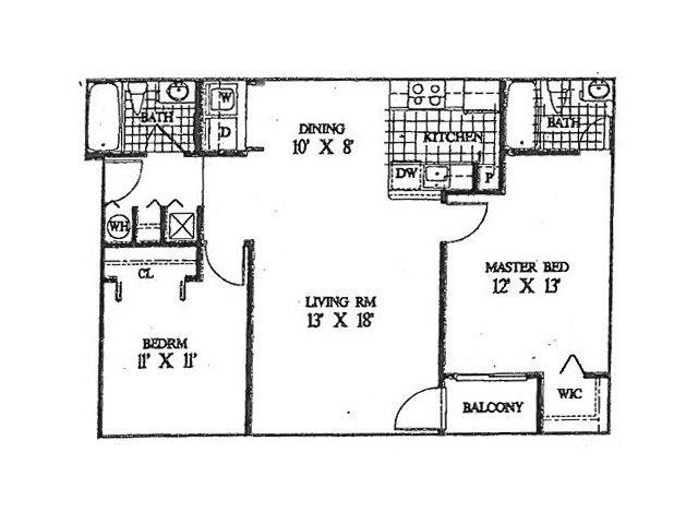 Harmony Floor Plan 1