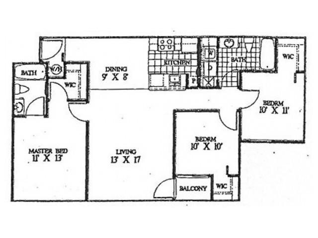 Solace Floor Plan 3