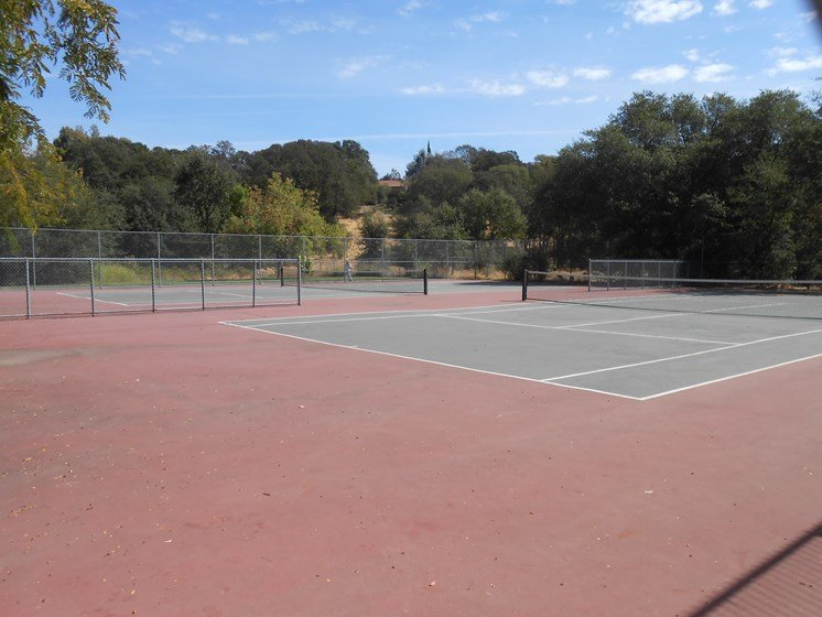 Tennis Courts Rollingwood Commons Fair Oaks, Sacramento, CA