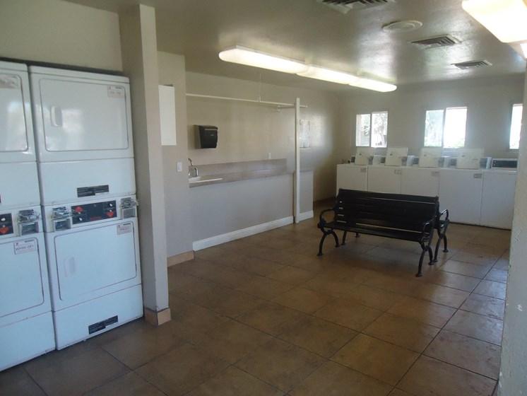Laundry Facility Valencia Las Vegas, Nevada