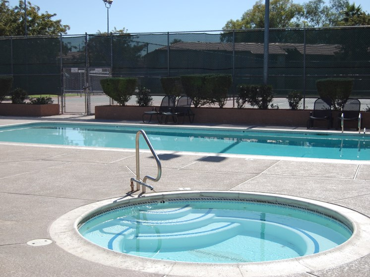 Pool Valencia Las Vegas, Nevada