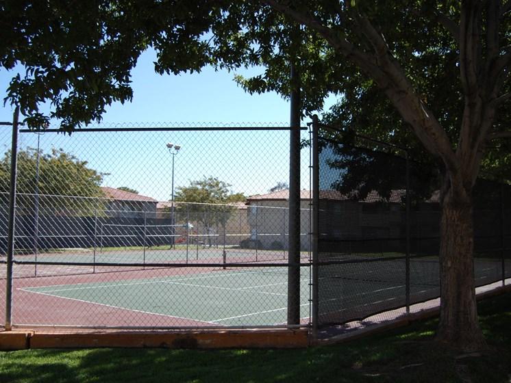 Tennis Courts Valencia Las Vegas Nevada