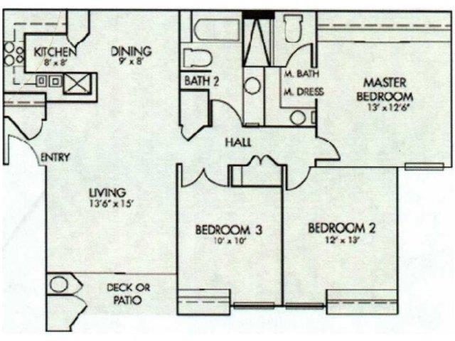 Madrid Floor Plan 5
