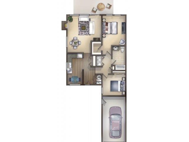 2_1 Floor Plan 1