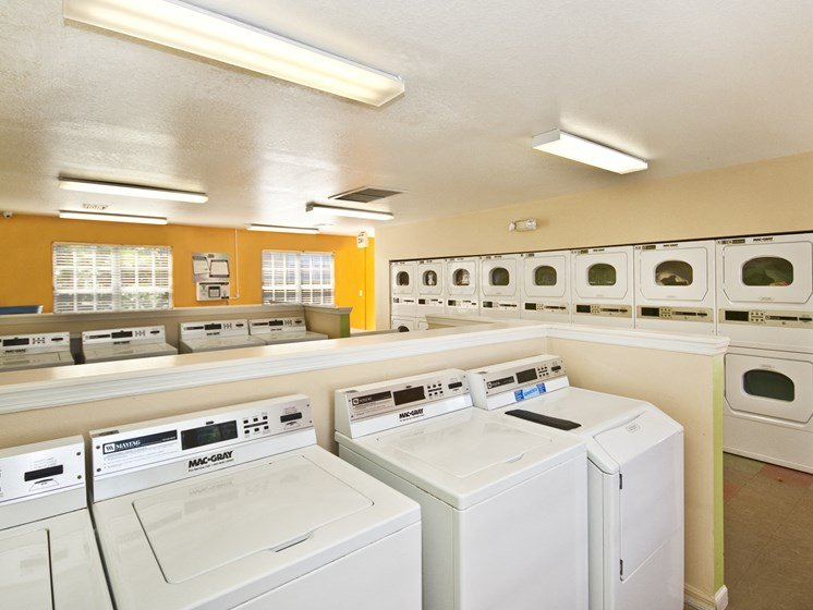 Laundry Facility Willowbrook Tampa Florida
