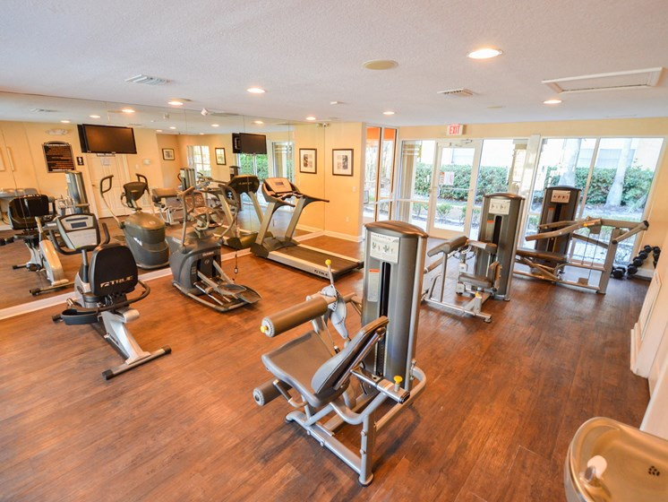 Workout Facility Willowbrook Tampa Florida