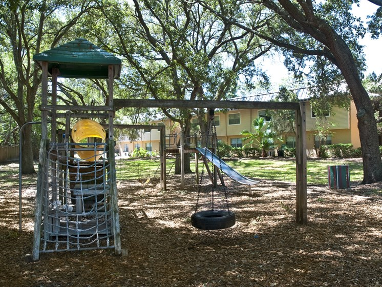 Playground Willowbrook Tampa Florida