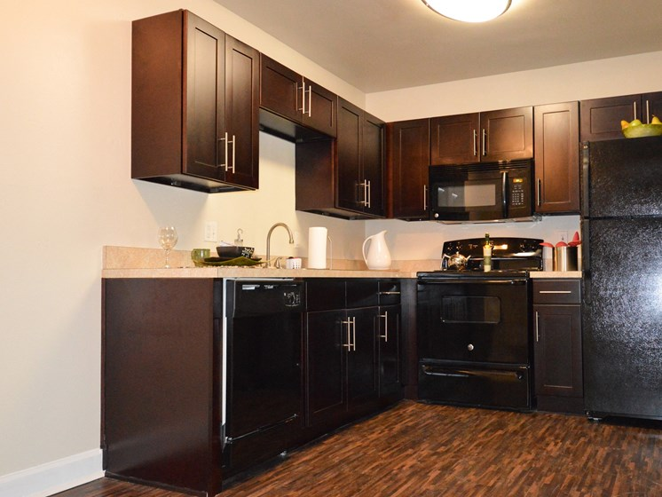 Kitchen Willowbrook Tampa Florida