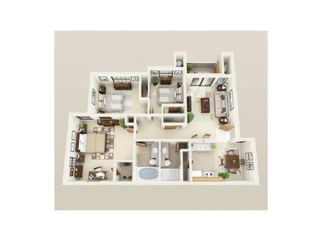 Bayshore Floor Plan 7