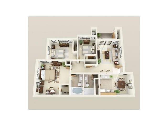 Bayshore - Upgraded Floor Plan 8