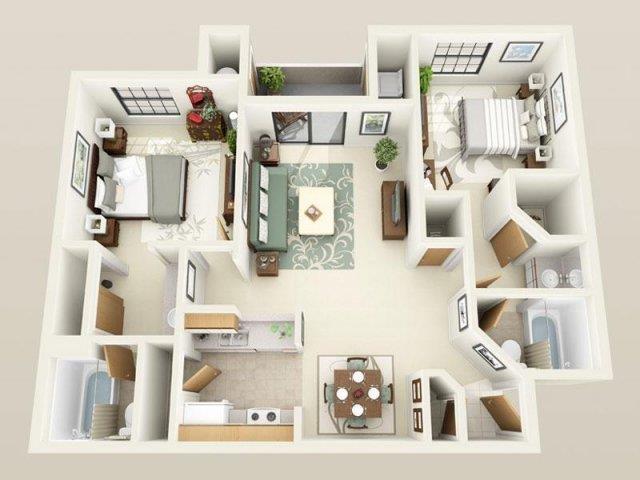Winthrop Floor Plan 3