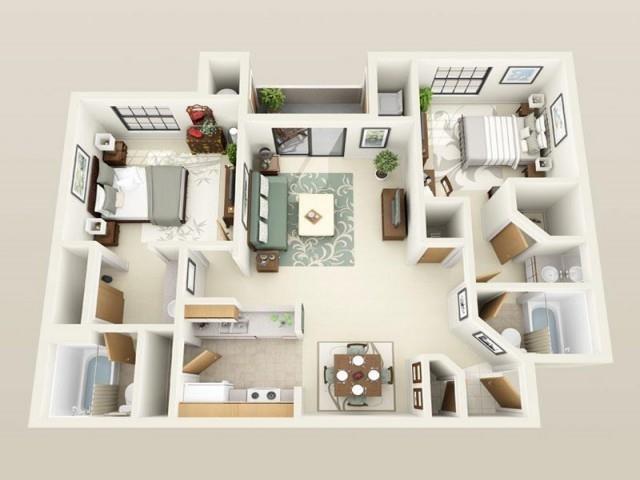 Winthrop - Upgraded Floor Plan 4