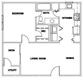 The Brightleaf GW 610 Floor Plan 3