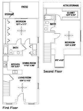 The Eno GW 1025 Floor Plan 6
