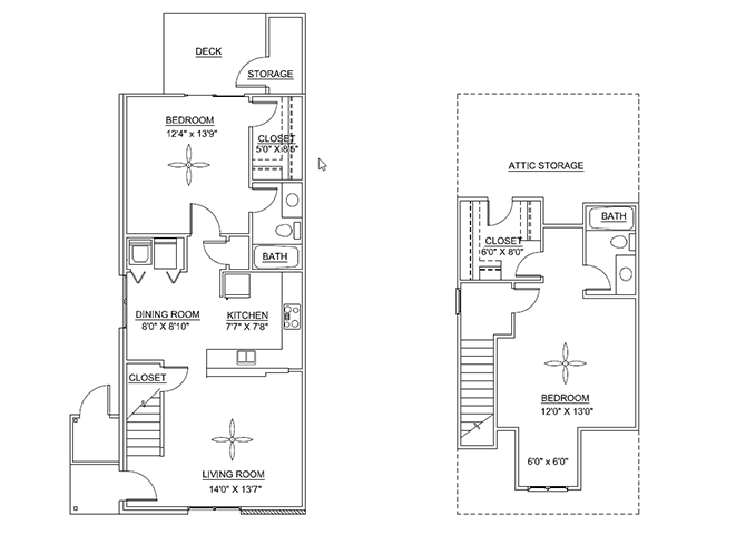 The Eno GWII 1025 Floor Plan 8