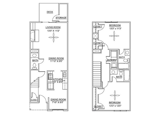The Eno GWII 1162 Floor Plan 9
