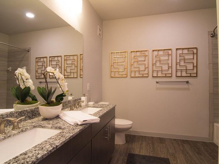bathroom san antonio luxury apartments