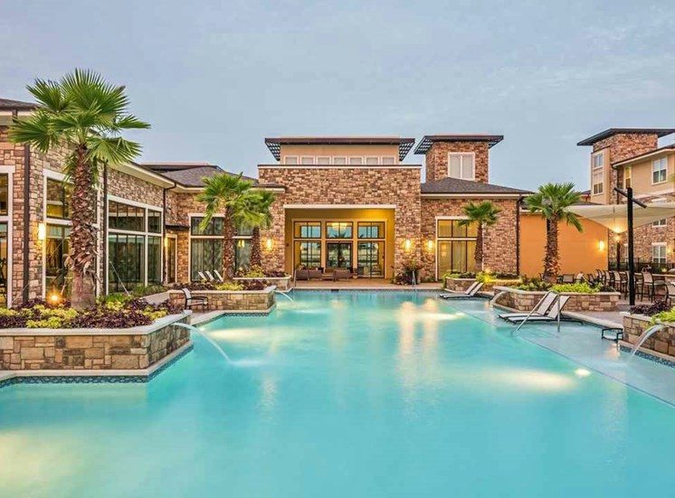 pool clubhouse katy apartments