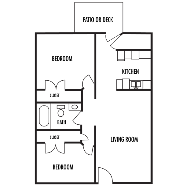 Apartments In Salisbury Nc: Floor Plans Of Lakewood Apartments In Salisbury, NC