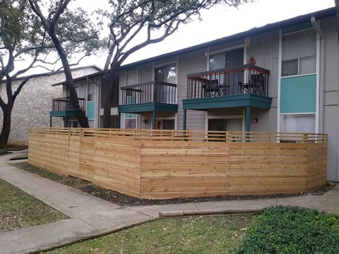 Chestnut Park Apartments | San Antonio, Texas