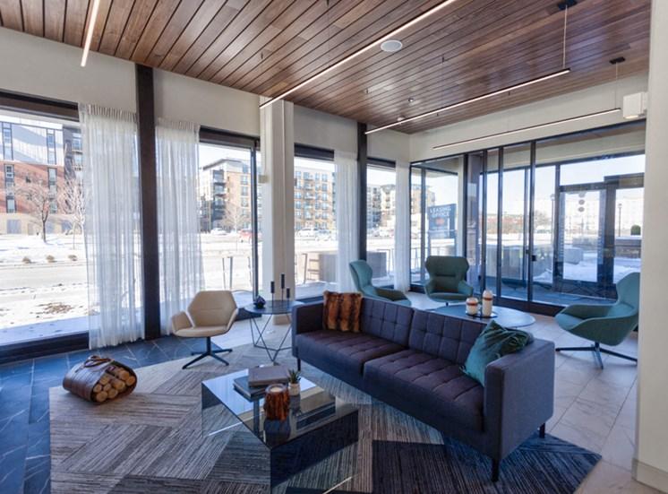 Luxurious Interiors at Central Park West, St Louis Park, MN, 55416