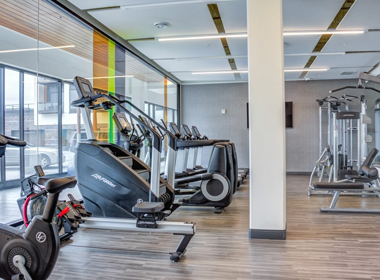 Bright Fitness Center at Central Park West