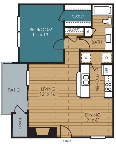 Hudson Floor Plan 3