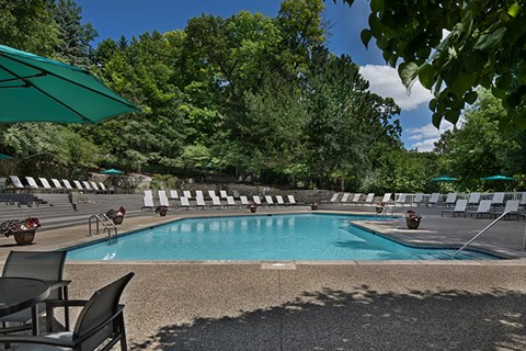 Get Plenty of Sun in our Oversized Pool