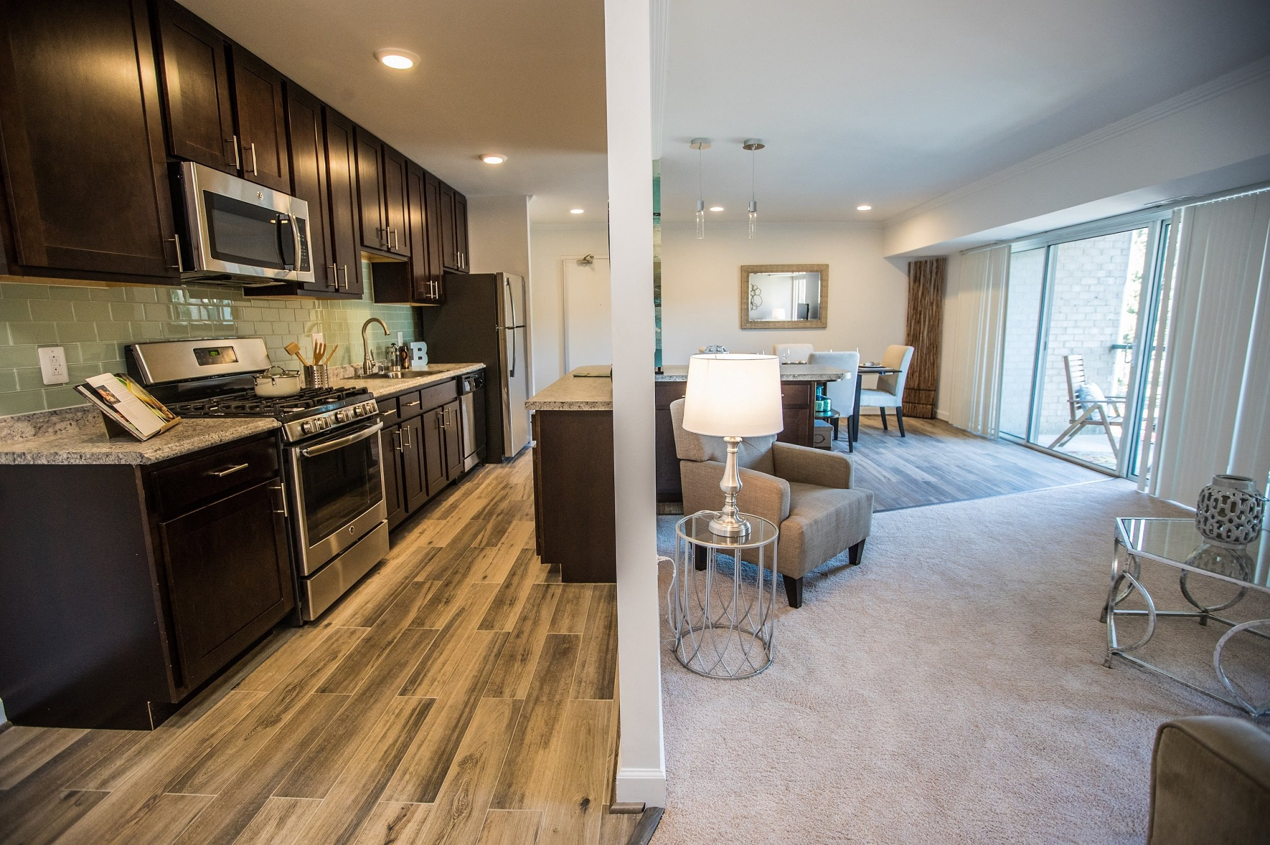 Floor Plans of Merrifield at Dunn Loring Station Apartments ... on