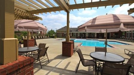The Trellises Apartments Pool
