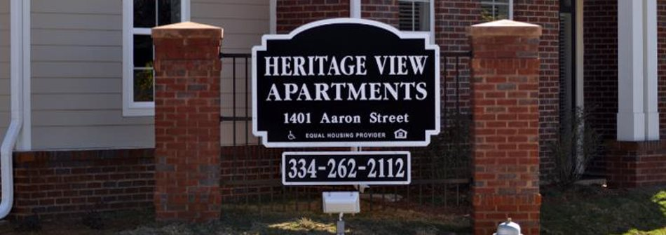 Heritage View Apartments banner 1