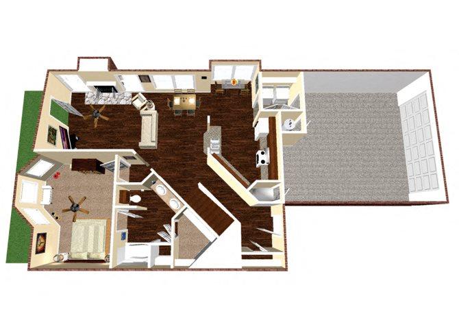 The Royal Floor Plan 5