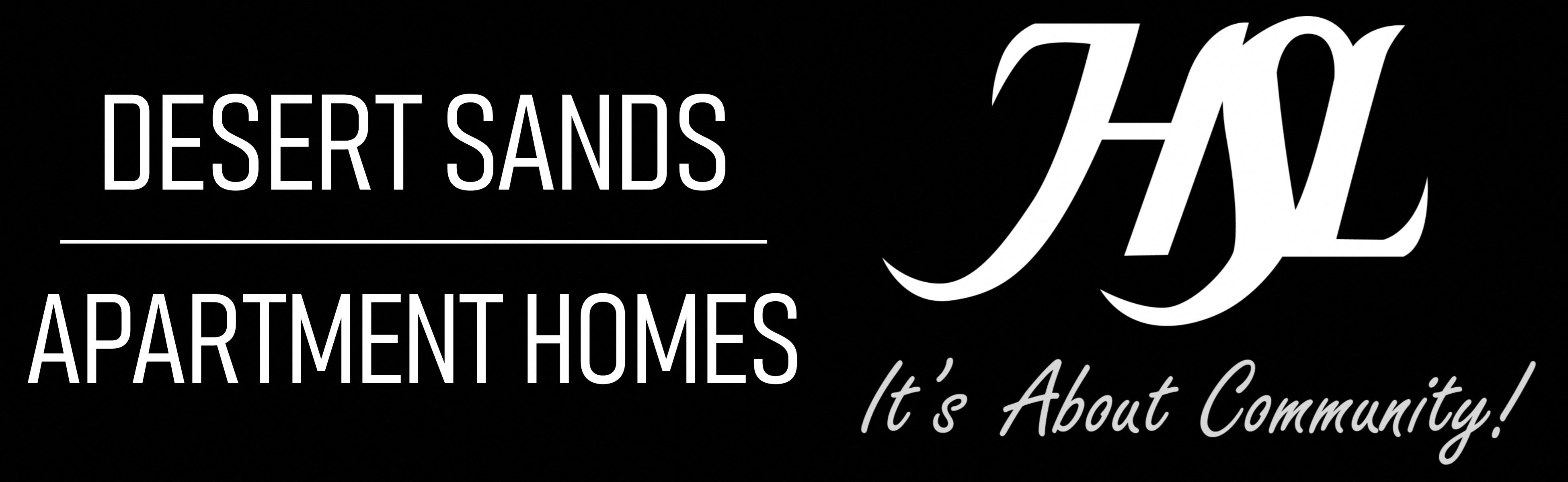 Desert Sands Apartment Homes Logo