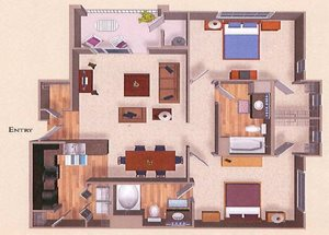 B2 | Two Bedroom