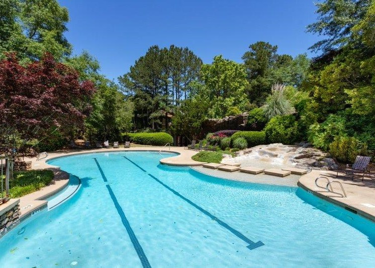 Whisperwood pool.