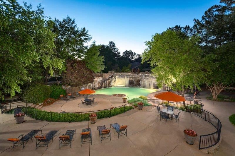 Whisperwood pool.