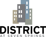 District At Seven Springs Property Logo 9
