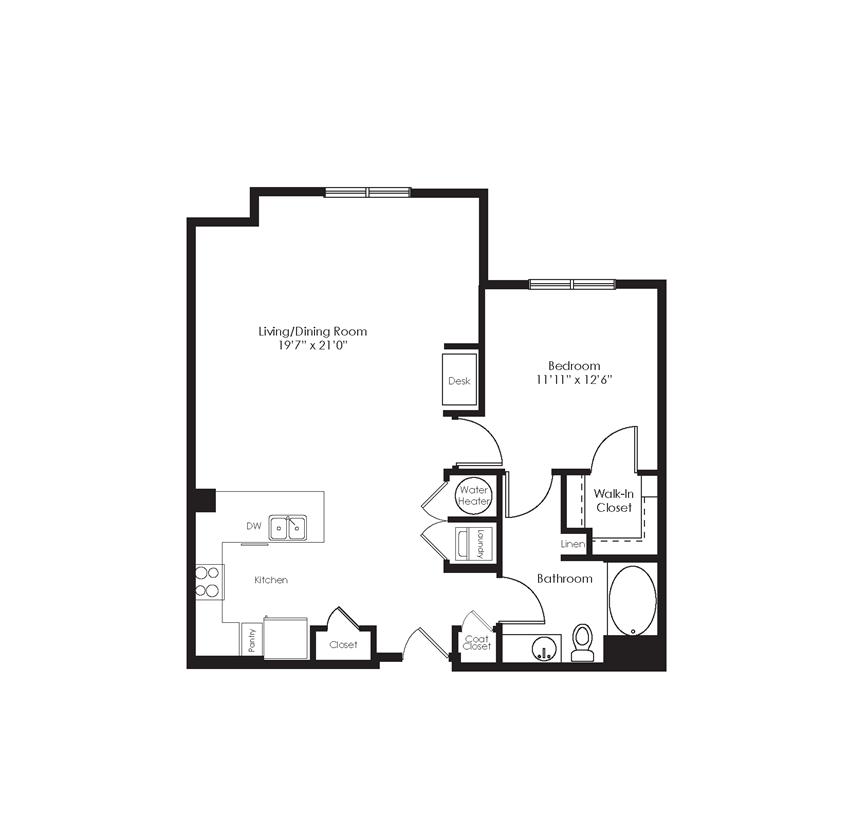 A4B Floorplan Gables Arsenal Street