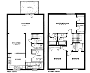 Three Bed Room / Townhouse