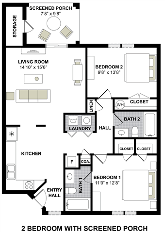 22A Floor Plan 2